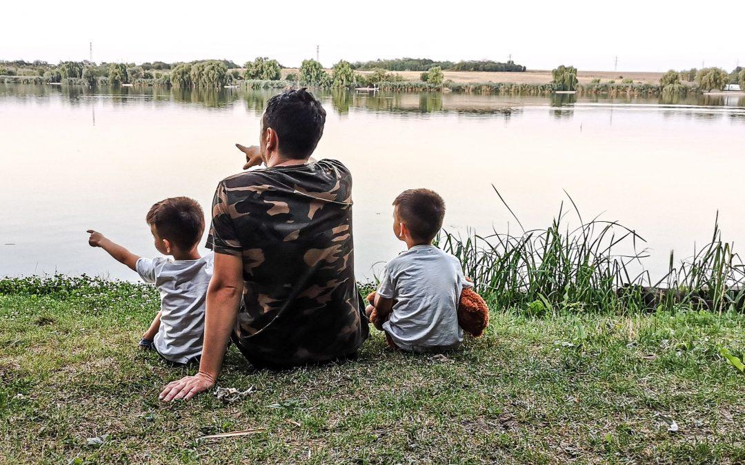 Ce lasam mostenire copiilor: pasiunea pentru pescuit